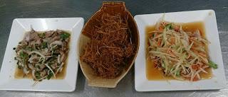 la cucina di Bangkok