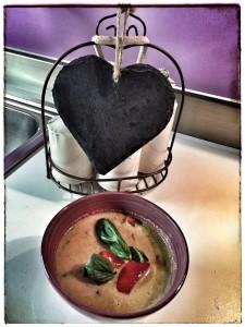 la zuppa di curry rosso di Sara