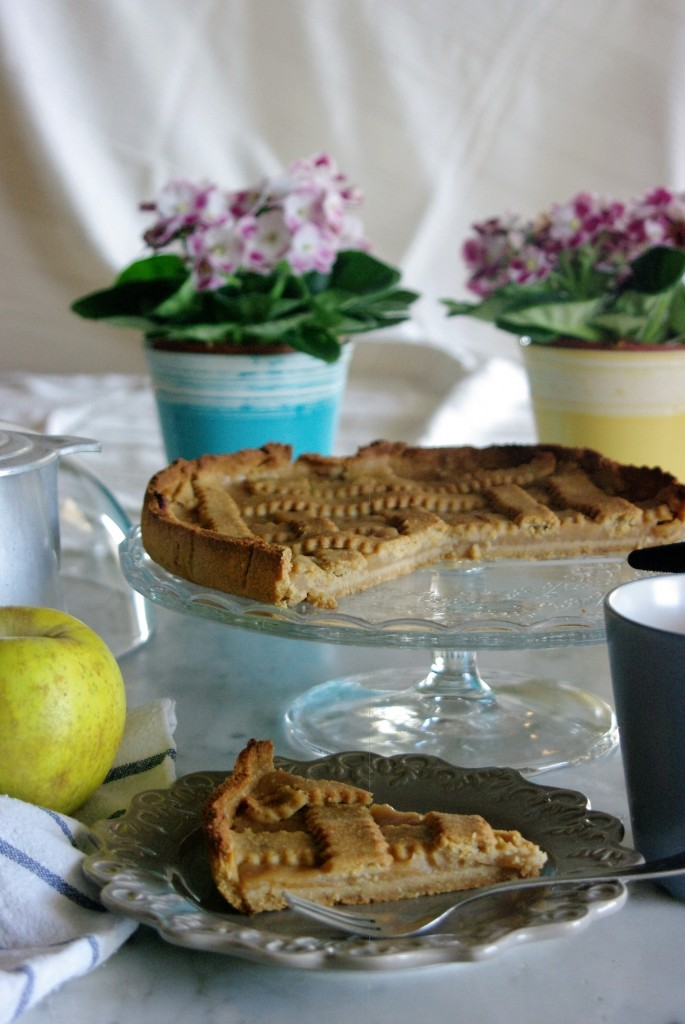 Tart apples gluten-free and lactose-free
