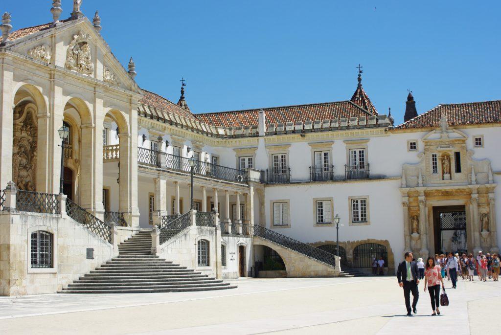 Portogallo on the road da Porto a Lisbona, 10 cose assolutamente da non perdere COIMBRA