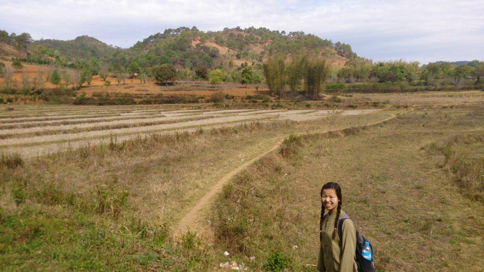 Kalaw Myanmar trekking la nostra guida tra le risaie