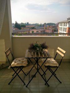 Ravenna B&B Sognoviaggiando vista verso l'Almagà