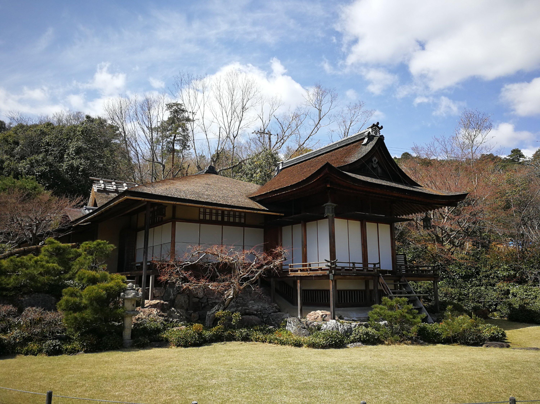villa Okochi e giardino - kyoto 4 giorni