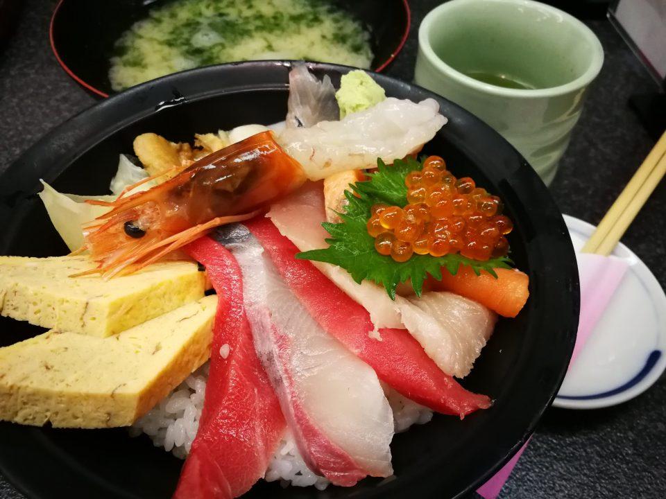 10 cose su cui contare in Giappone - sushi