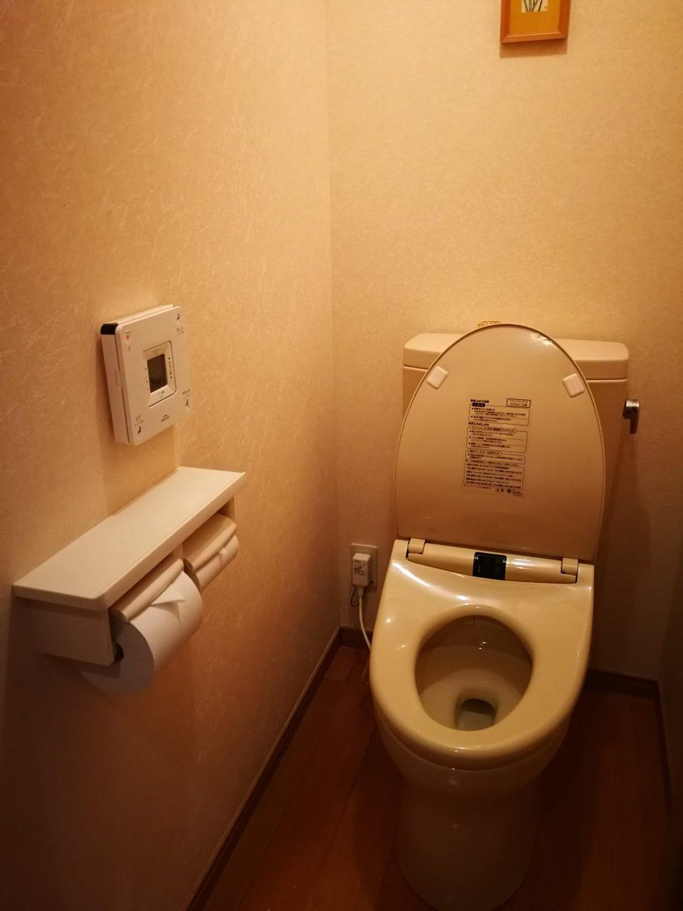 10 cose su cui contare in Giappone - bagni pulitissimi