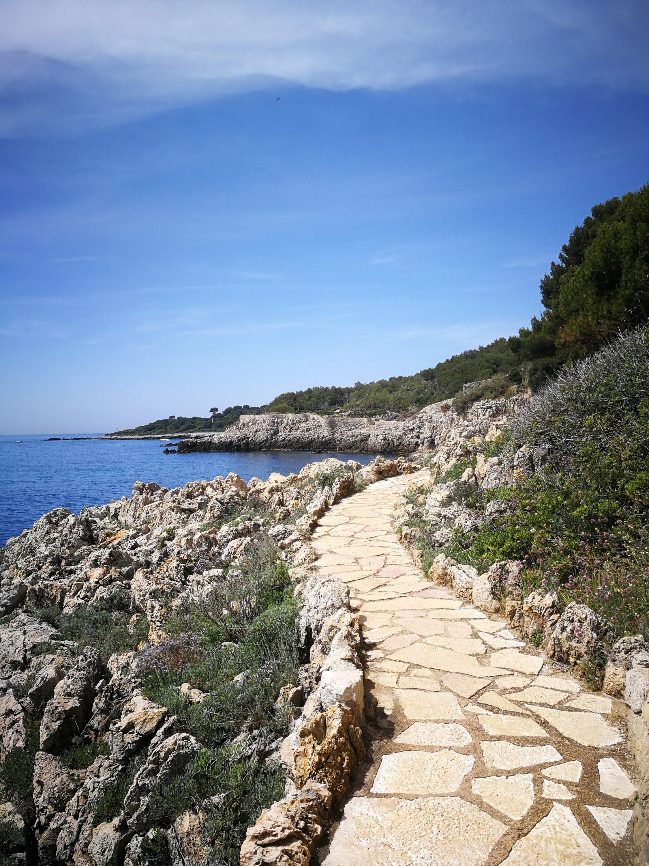 Sentier du Littoral - Provenza on the road - Côte d'Azur Cap d'Antibe