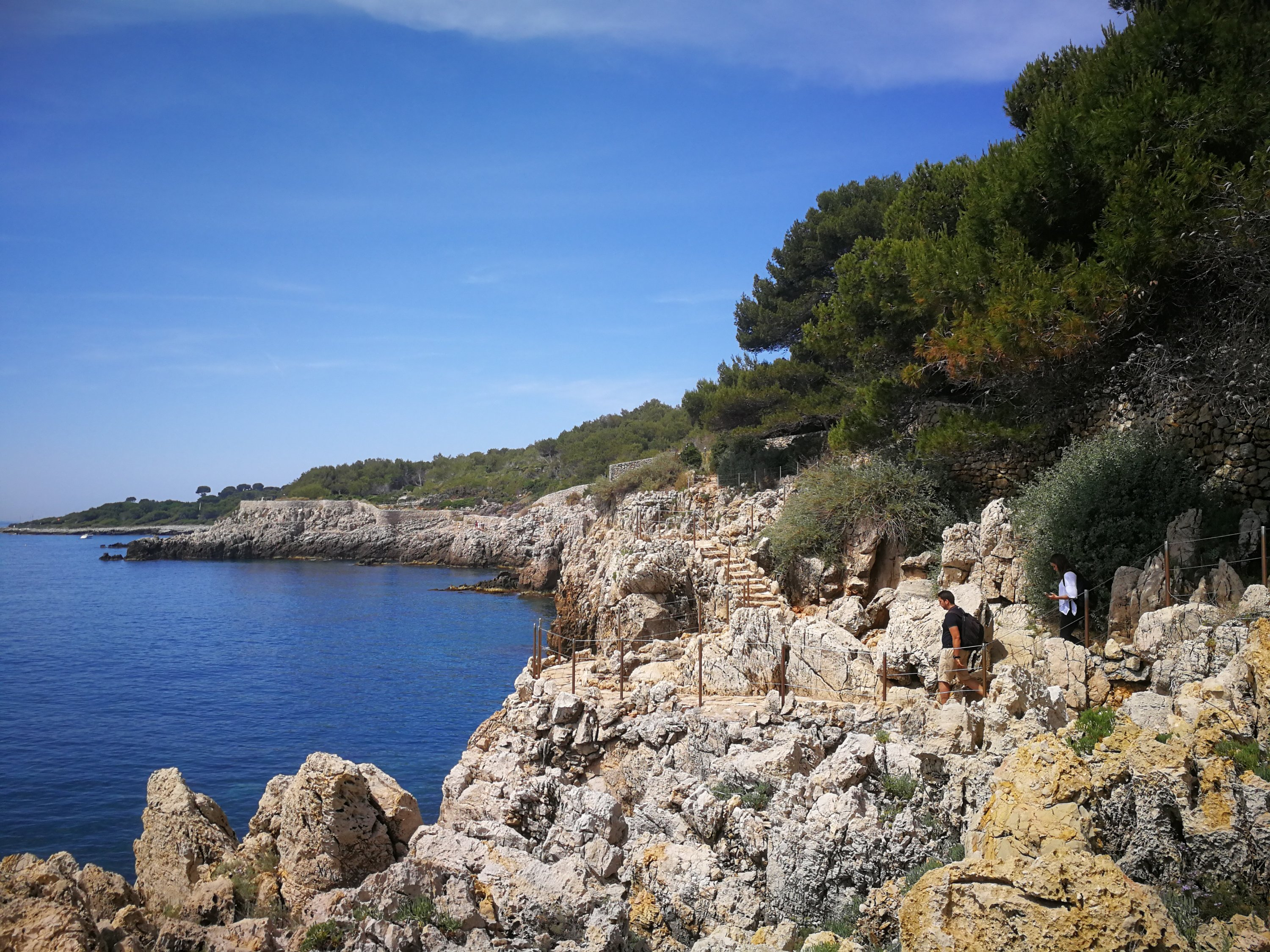 Sentier du Littoral - Provenza on the road